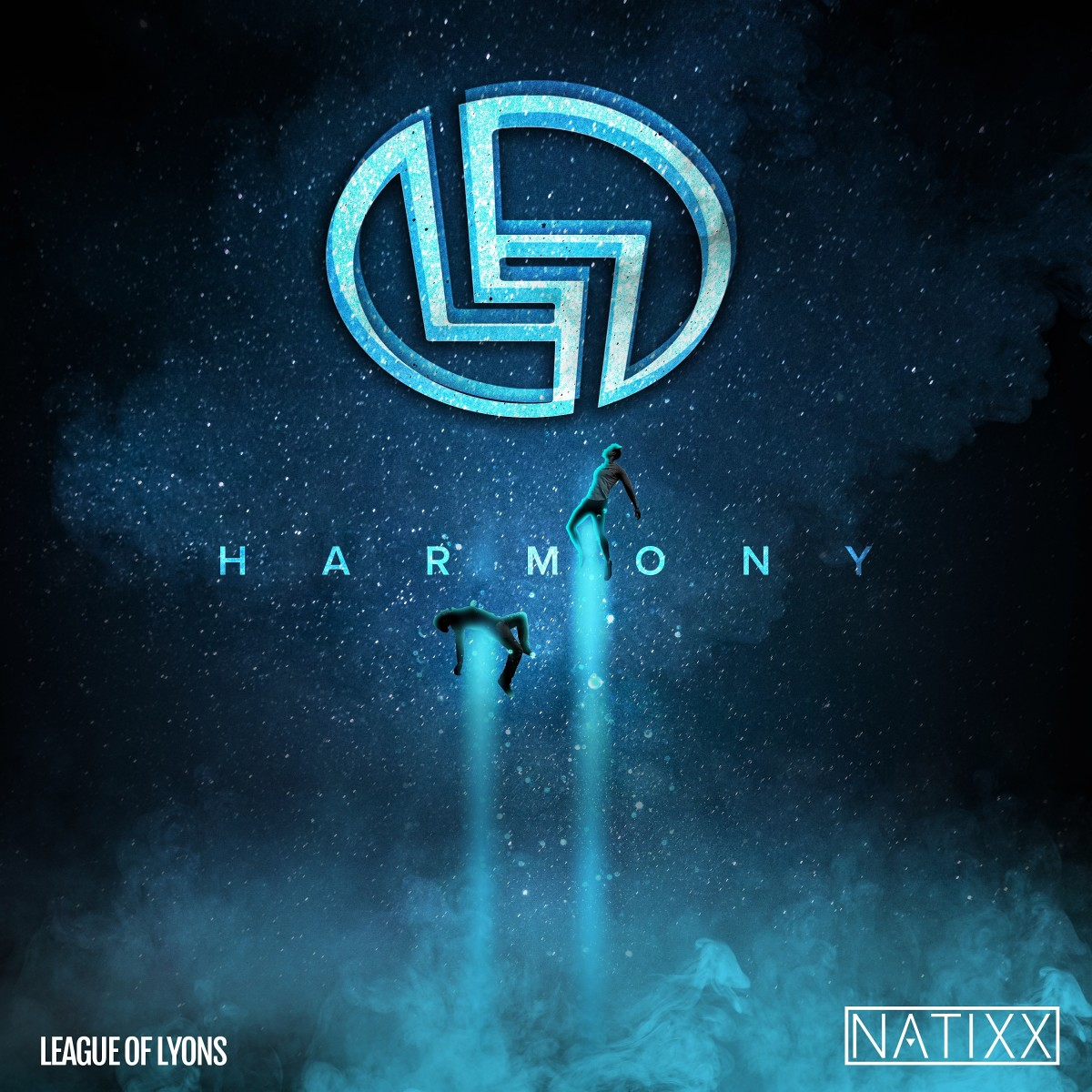 Natixx - Harmony (Leage Of Lyons) - Album Artwork