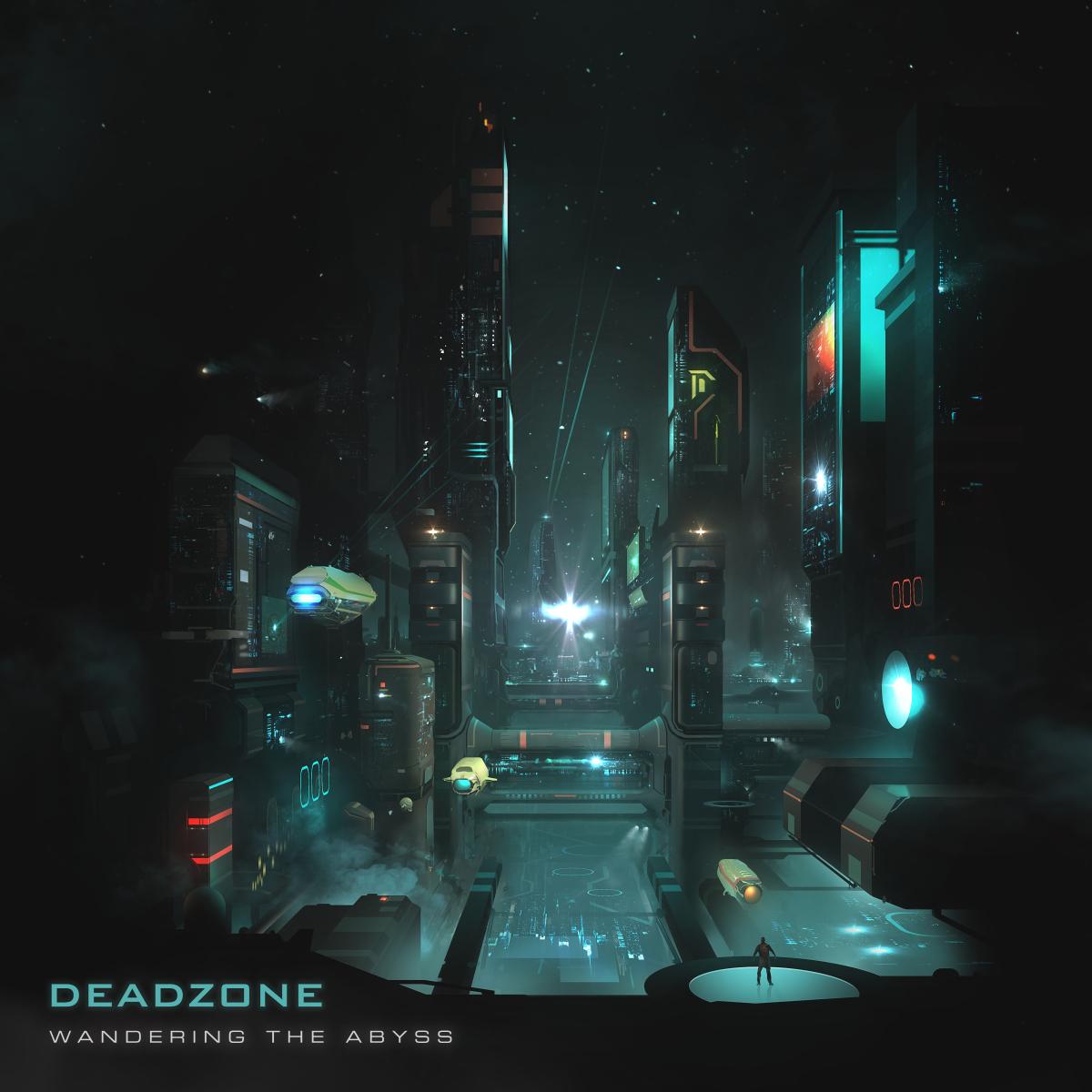 Deadzone - Wandering The Abyss (ALBUM ARTWORK)