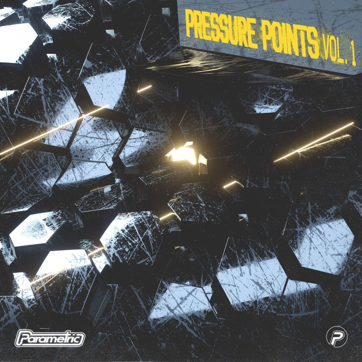 Parametric Presents Pressure Points Vol 1 Album Artwork