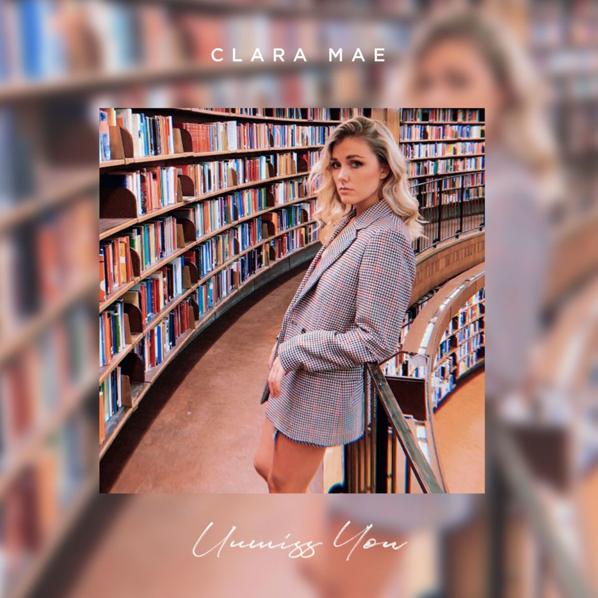 Clara Mae Unmiss You Album Art