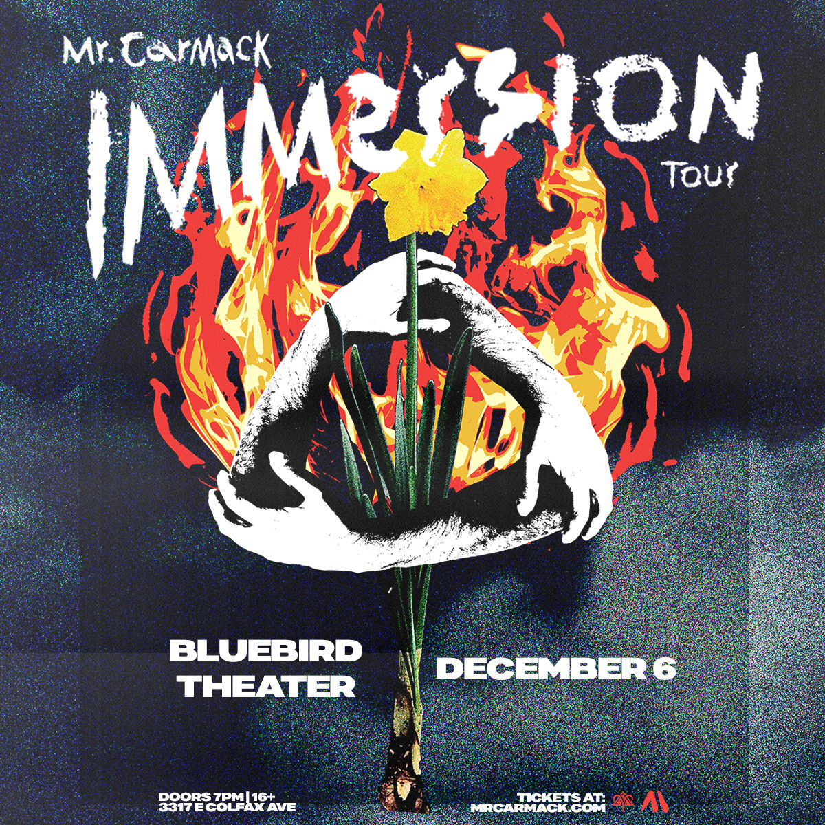 Mr. Carmack - Immersion Tour (DENVER)