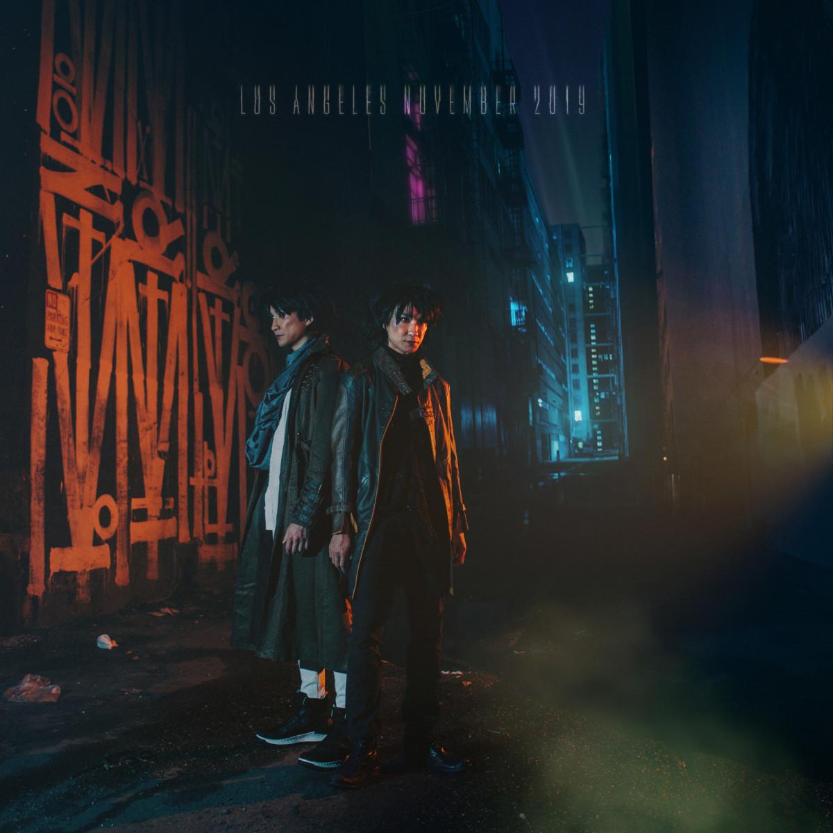 Ming & Ping - Los ANgeles November 2019 - ALbum Artwork