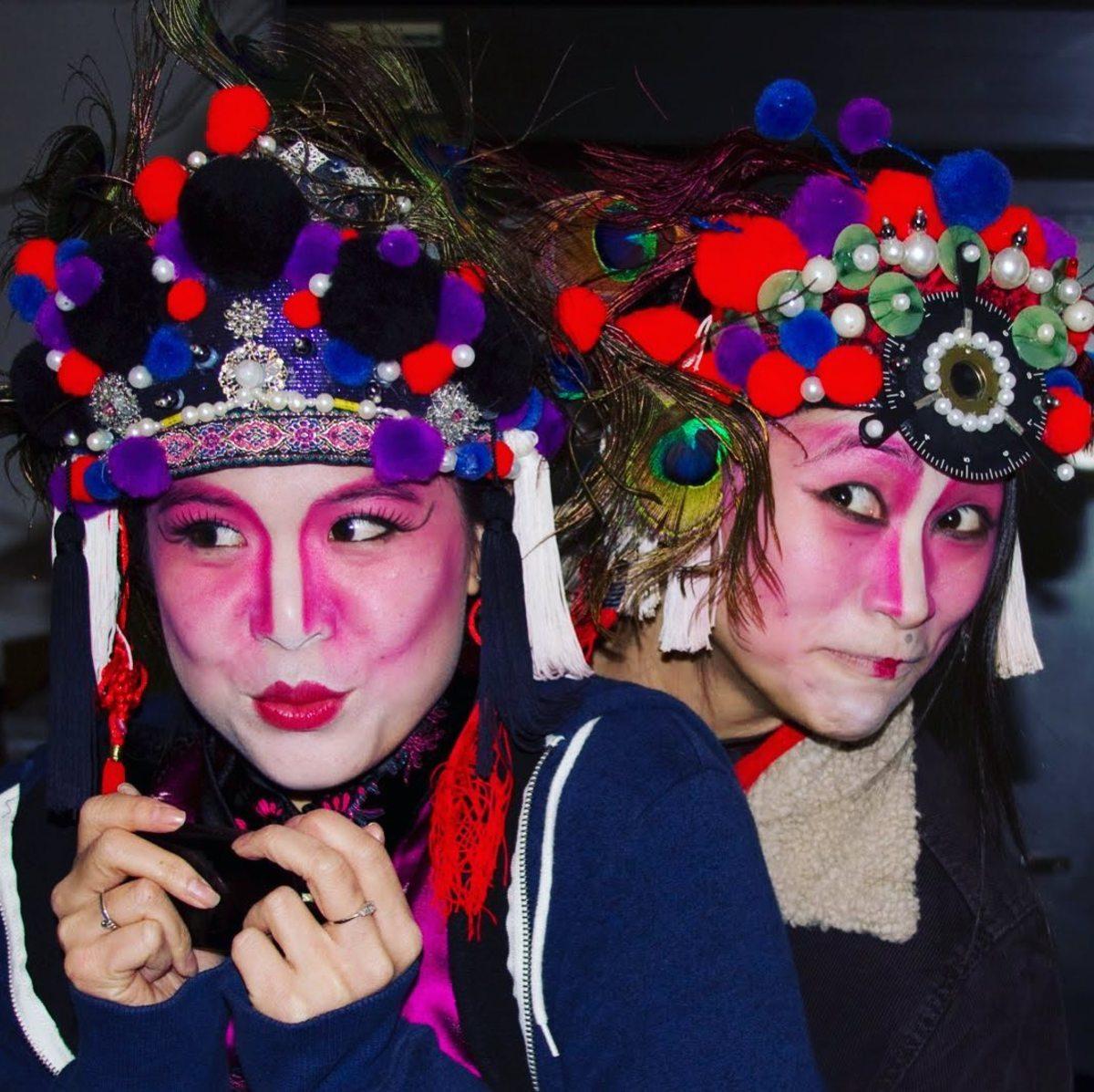 Ming & Ping - Makeup Press Shots