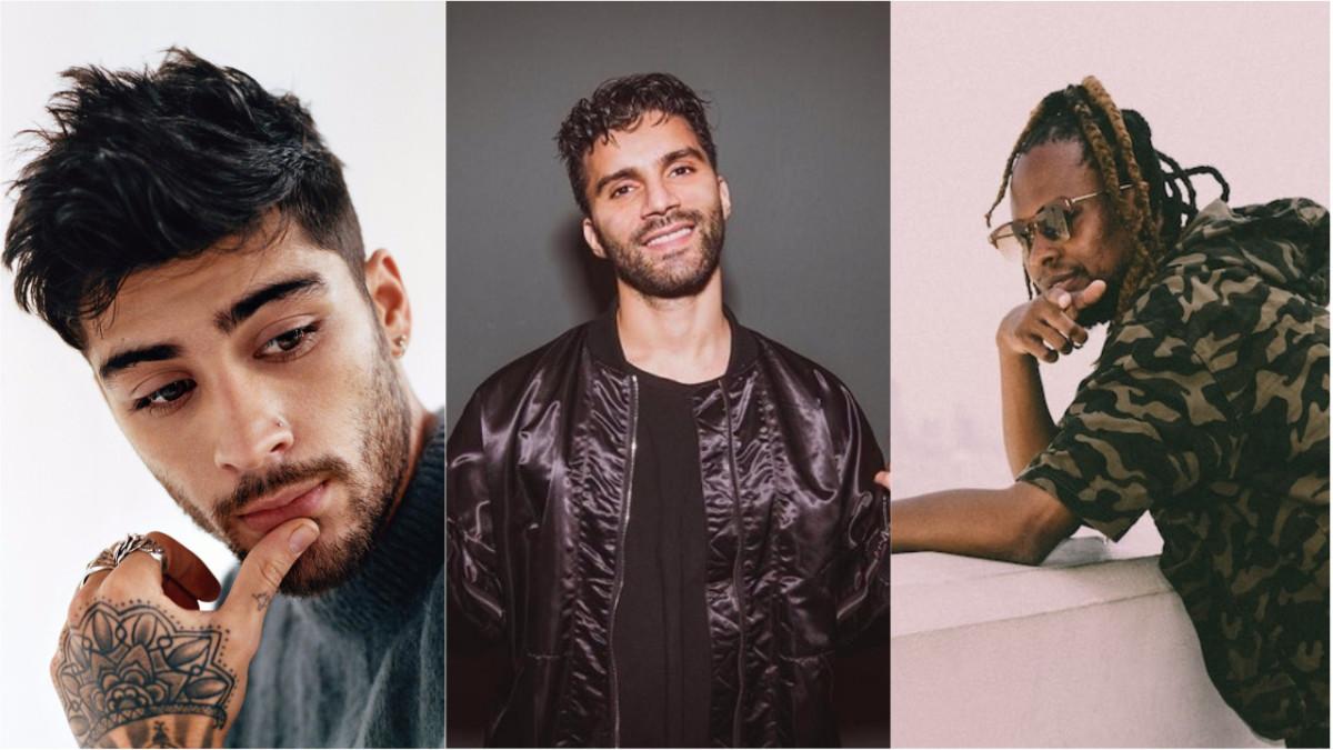 "R3hab Announces Upcoming Zayn Malik and Jungleboi Collab, ""Flames"" - EDM.com"