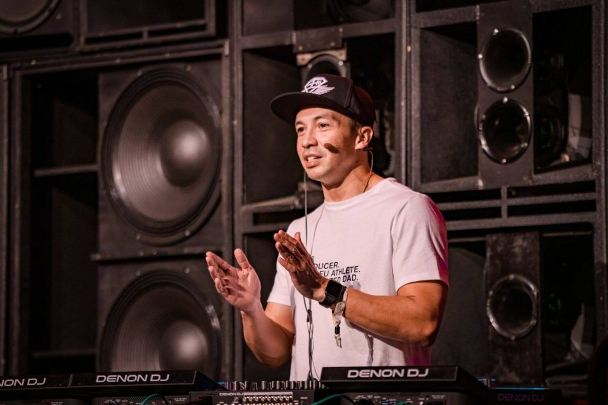 Laidback Luke WMC Exhibition Hall