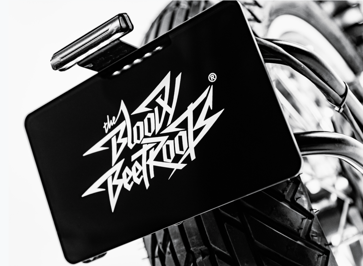 Courtesy of The Blood Beetroots x Dab Motors