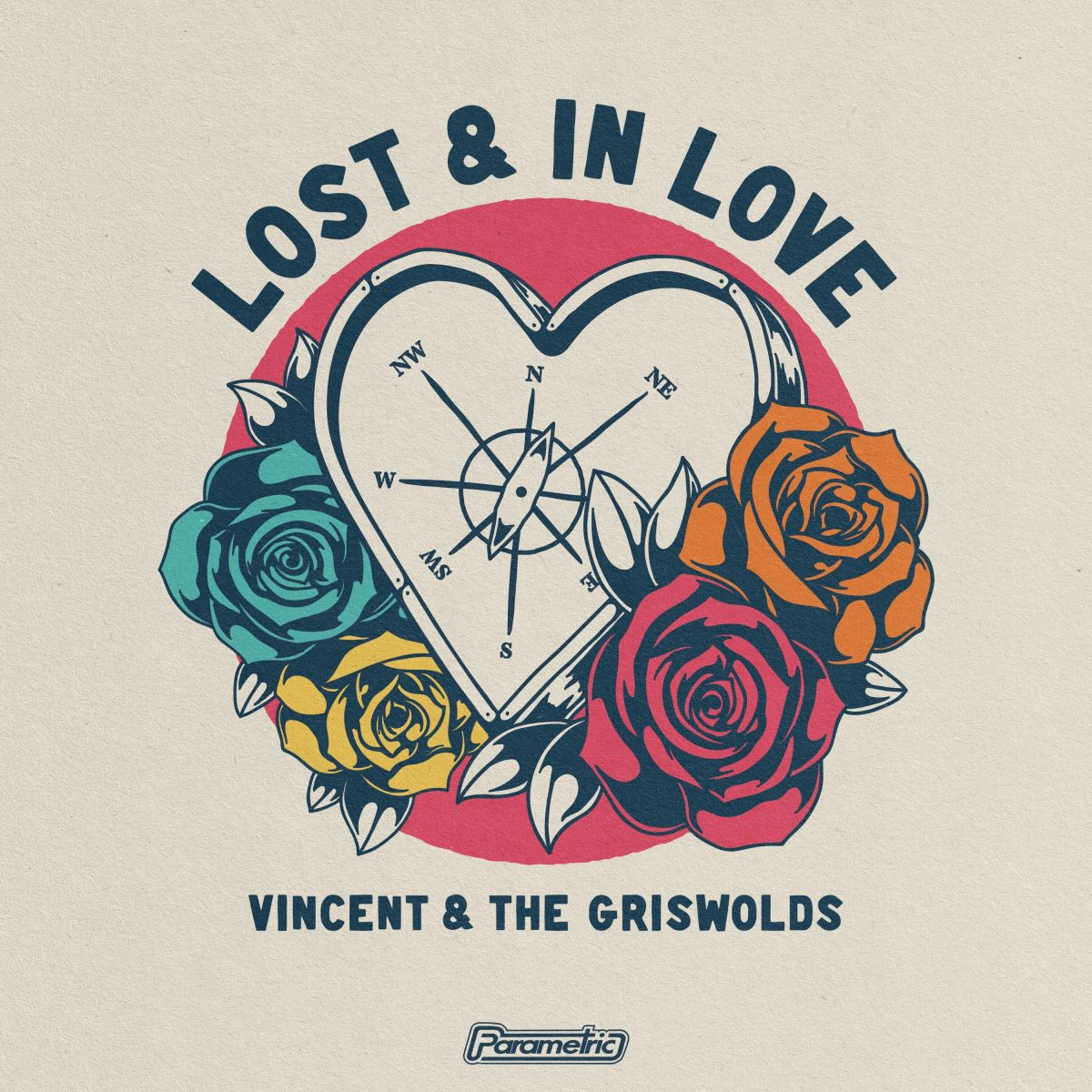 Vincent The Griswolds Lost & In Love Artwork