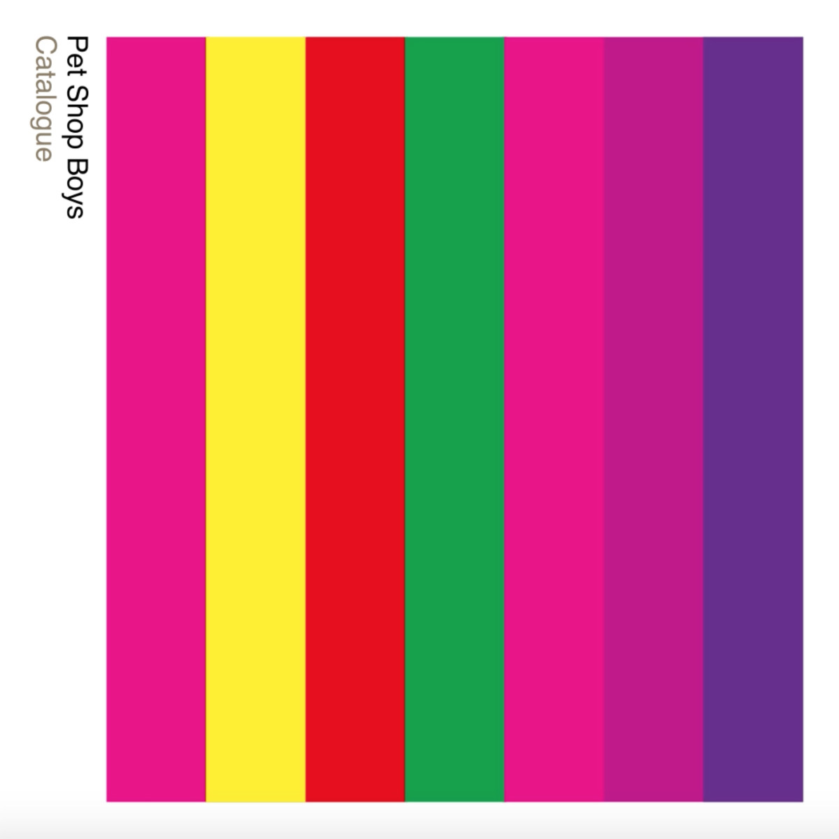 Introspective by Pet Shop Boys album art