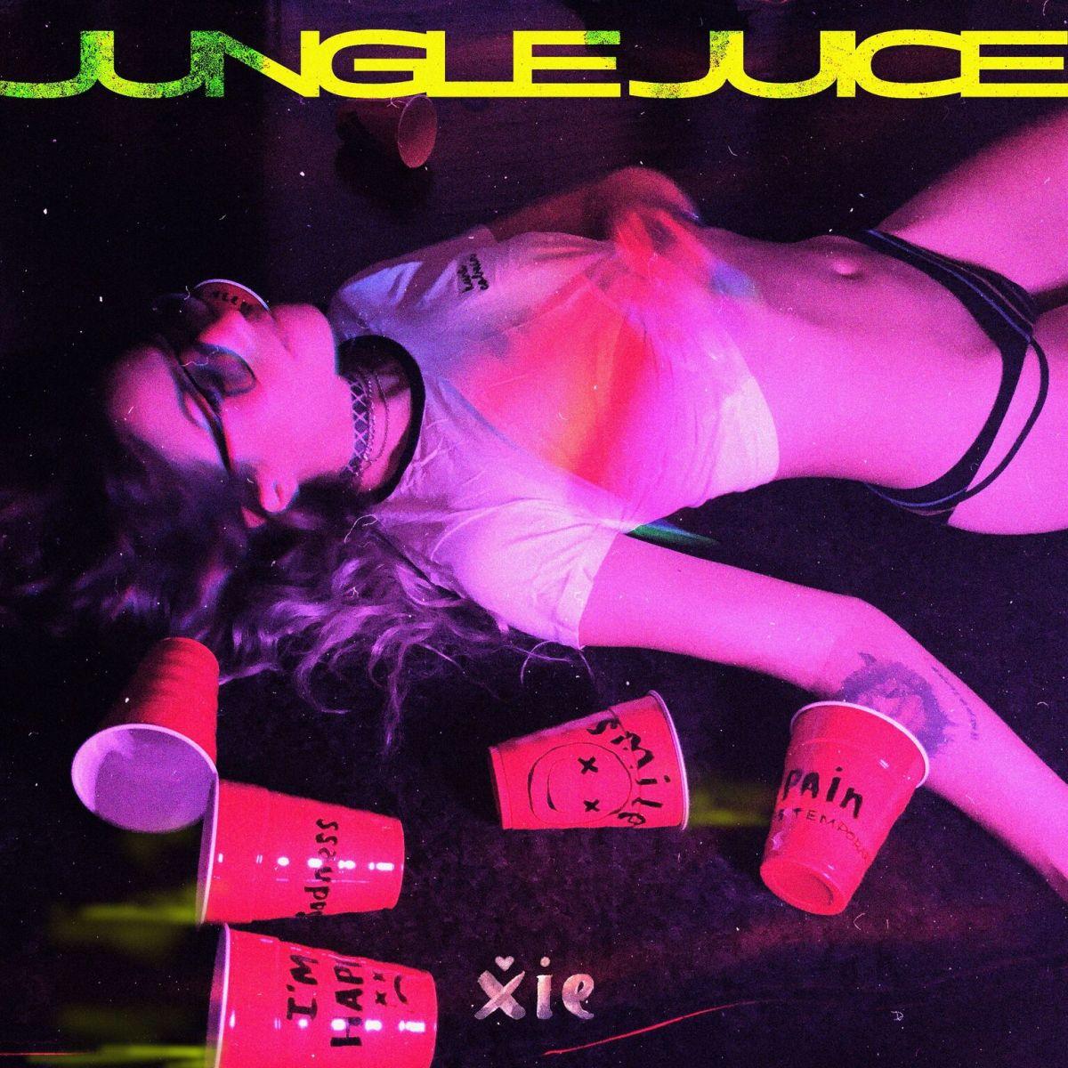 Xie Jungle Juice Album Ar