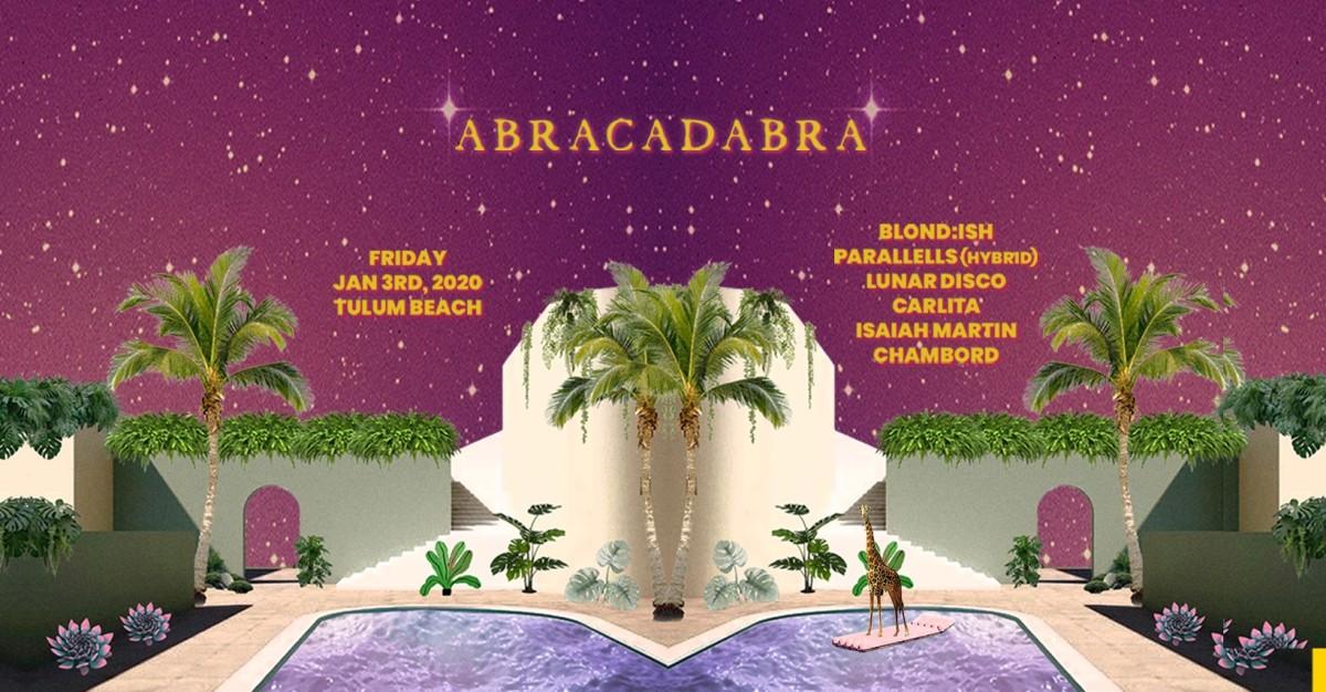Blondish_presentsABRACADABRA