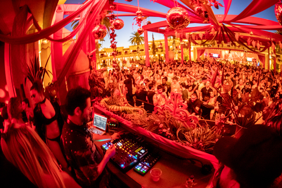 Guy Gerber & Kaz James NYE Encore Beach Club, Las Vegas