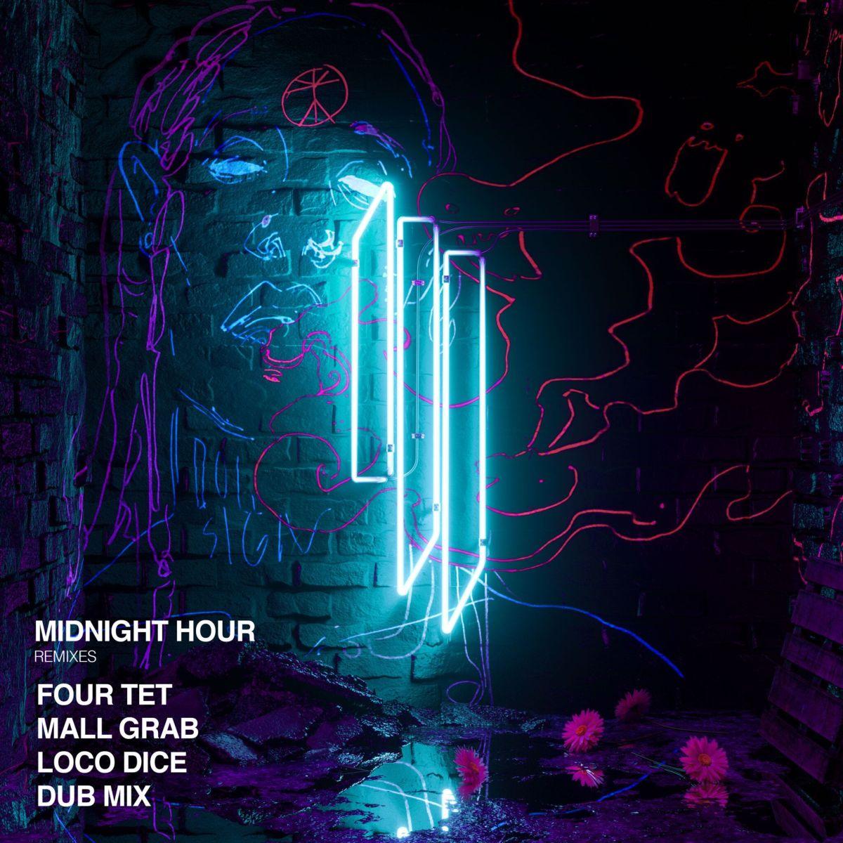Midnight Hour Remixes Skrillex