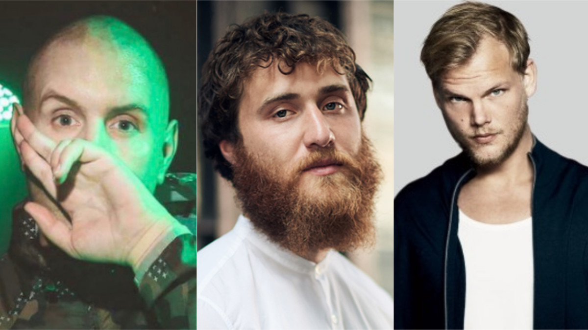 """Benzi Shares More Details From """"I Took A Pill In Ibiza,"""" Mike Posner's Night with Avicii"""
