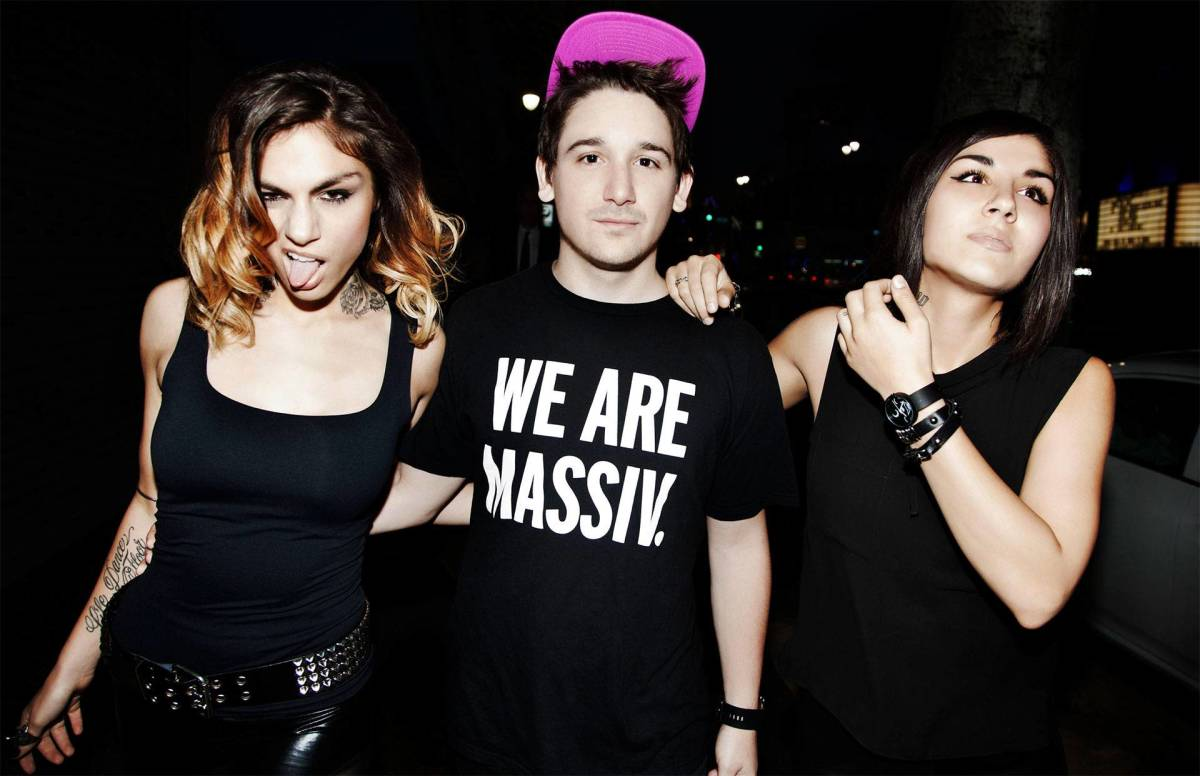 Krewella with Kris Trindl