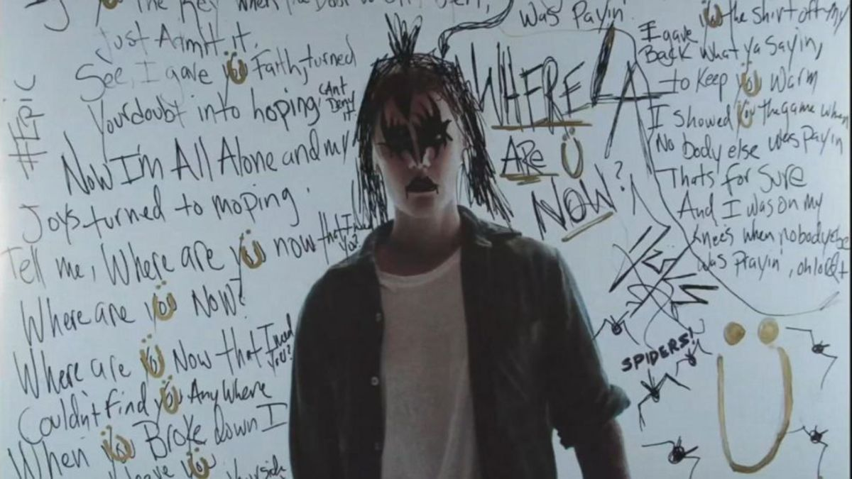 "Justin Bieber in Jack Ü's ""Where Are Ü Now"""