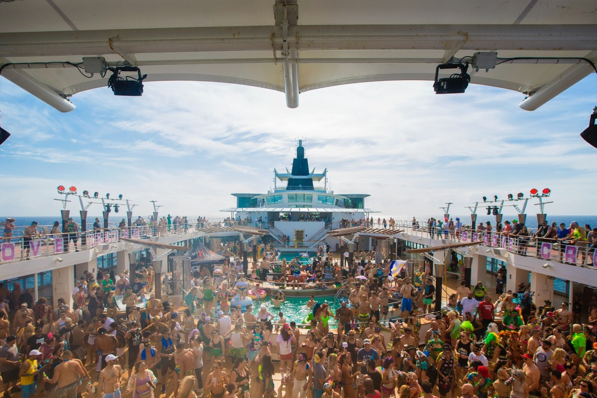Groove Cruise 2020 Day