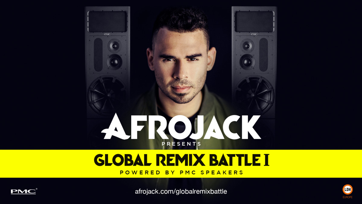 Afrojack Global Remix Battle 1 artwork