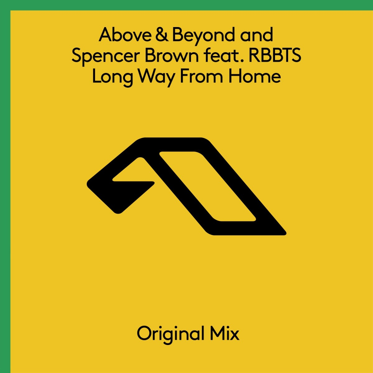 "Above & Beyond and SPencer Brown feat. RBBTS ""Long Way From Home"" EDM.com Video Premiere + Album Art"