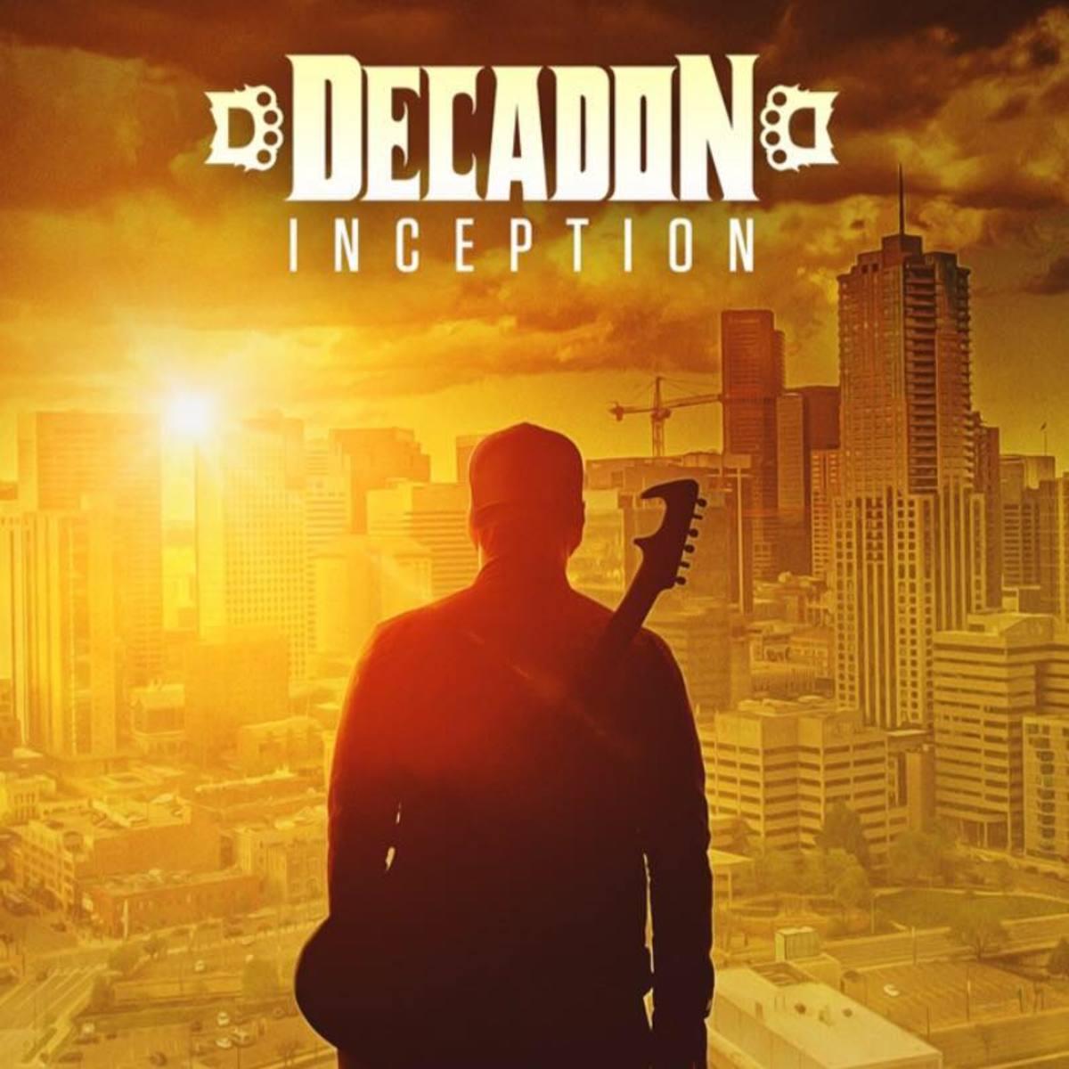 "Decadon New Single ""Inception"" on KJ SAWKA's Impossible Records (Colorado, Global Dance Music / EDM.com)"