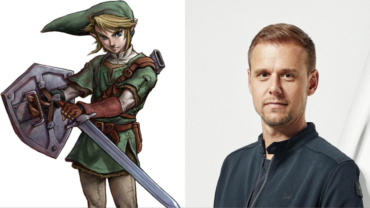 Armin van buuren link