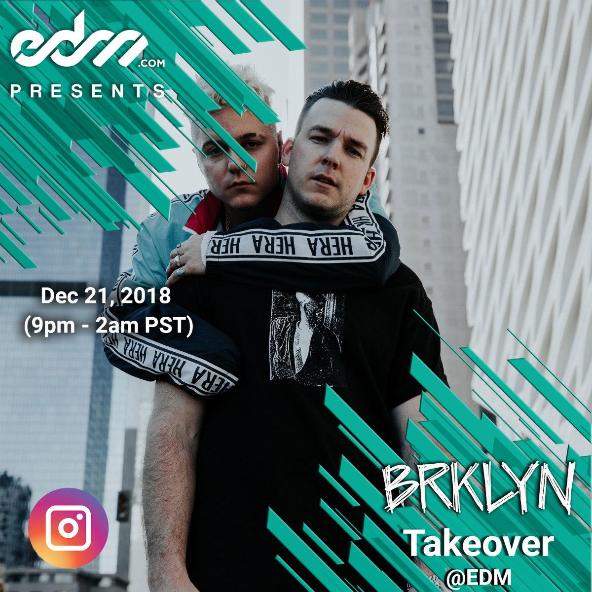BRKLYN-Takeover