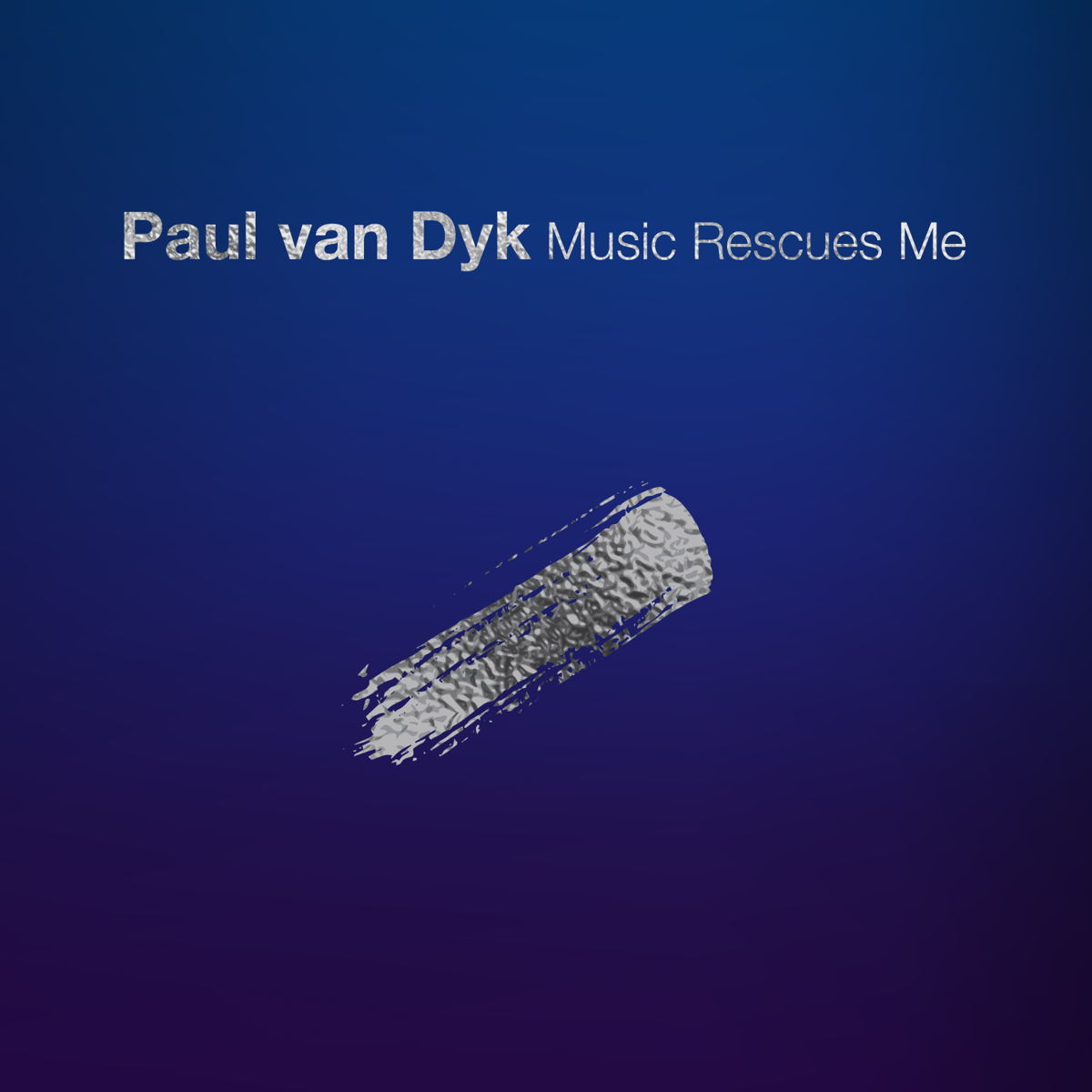 Paul van Dyk Music Rescues Me Album Cover