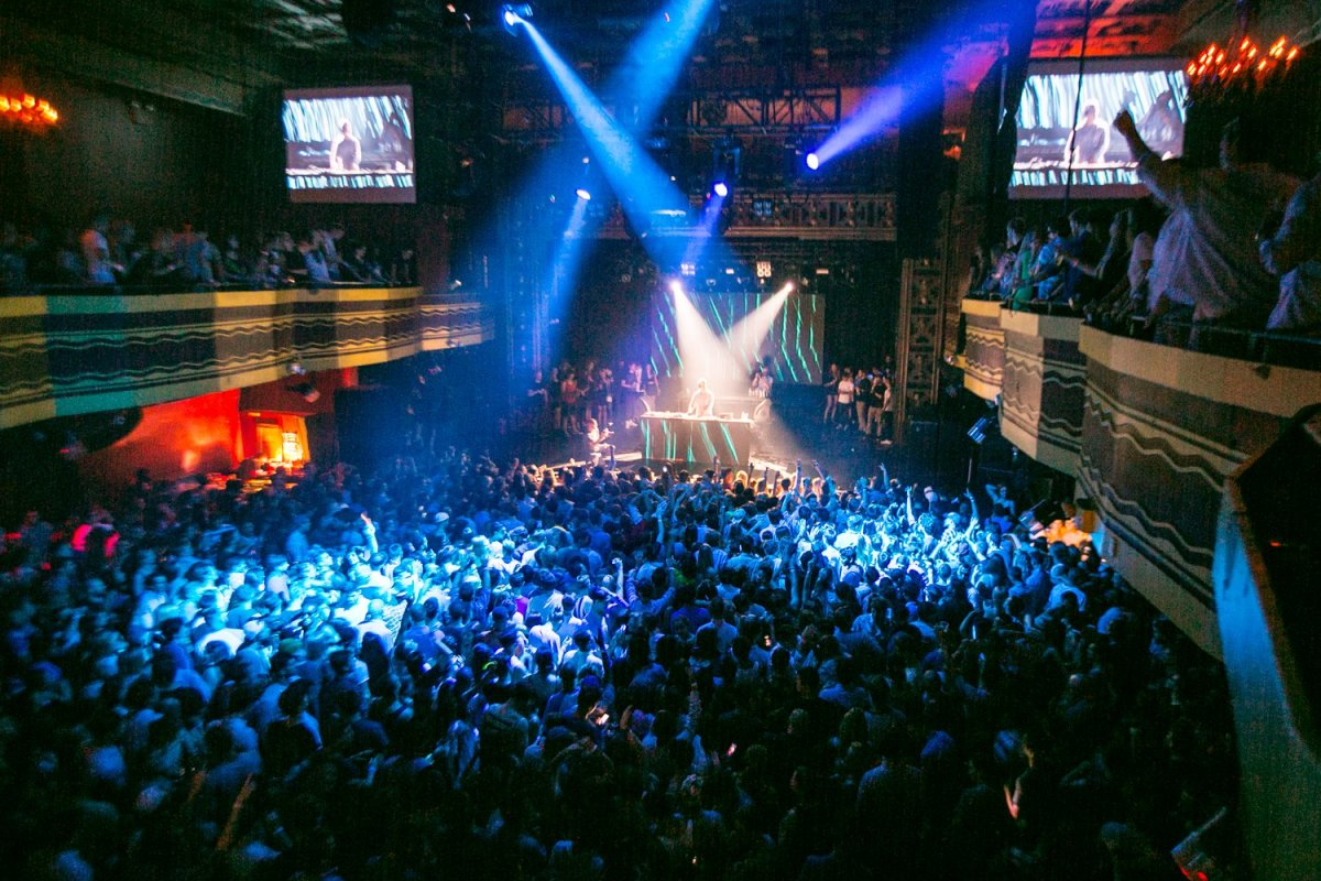 The Historic Webster Hall Plans to Bring Back Club Nights