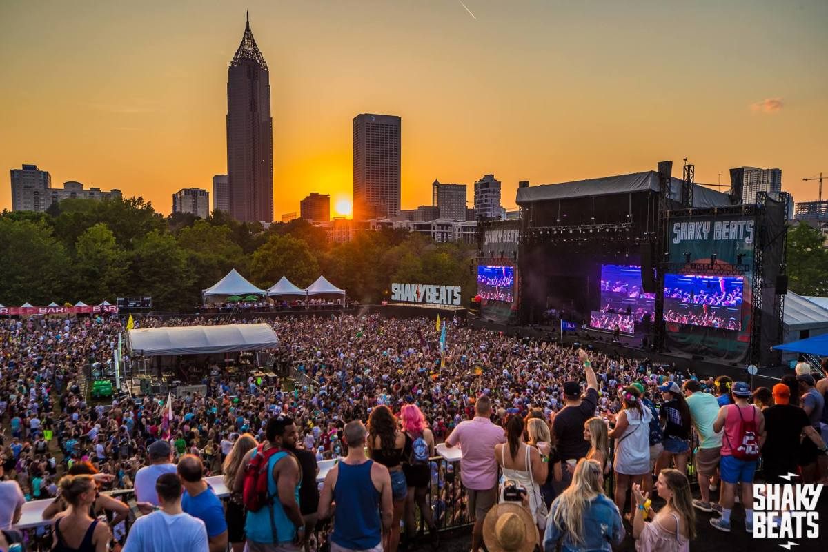 Shaky Beats Festival Will Not Return in 2020