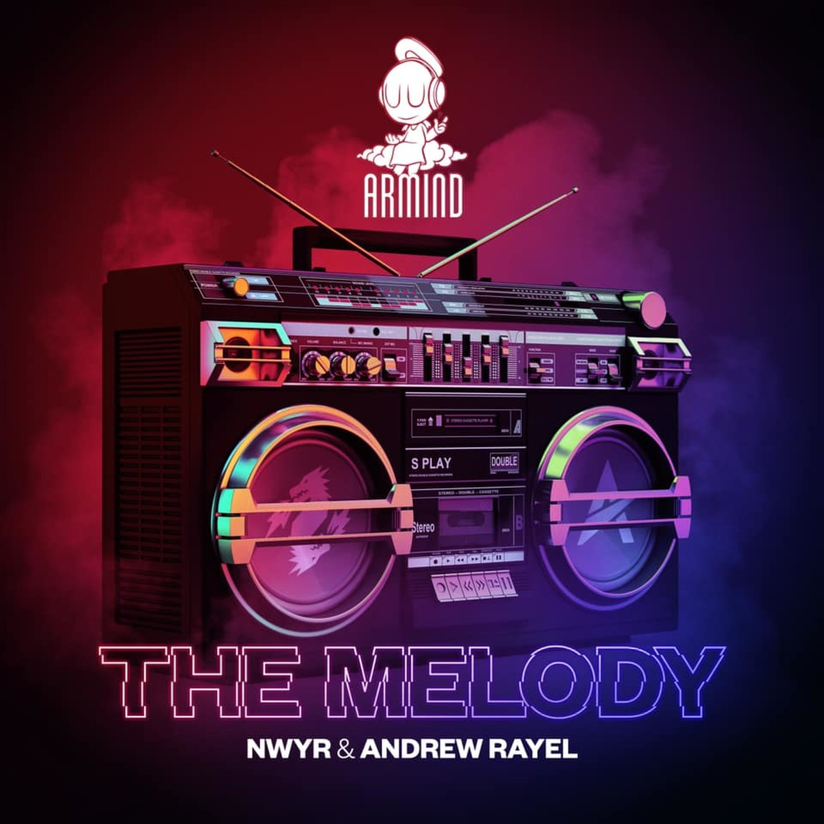 "NWYR & Andrew Rayel - ""The Melody"" - OUT NOW on Armin Van Buuren's Armind / Armada Music (EDM.com Feature)"