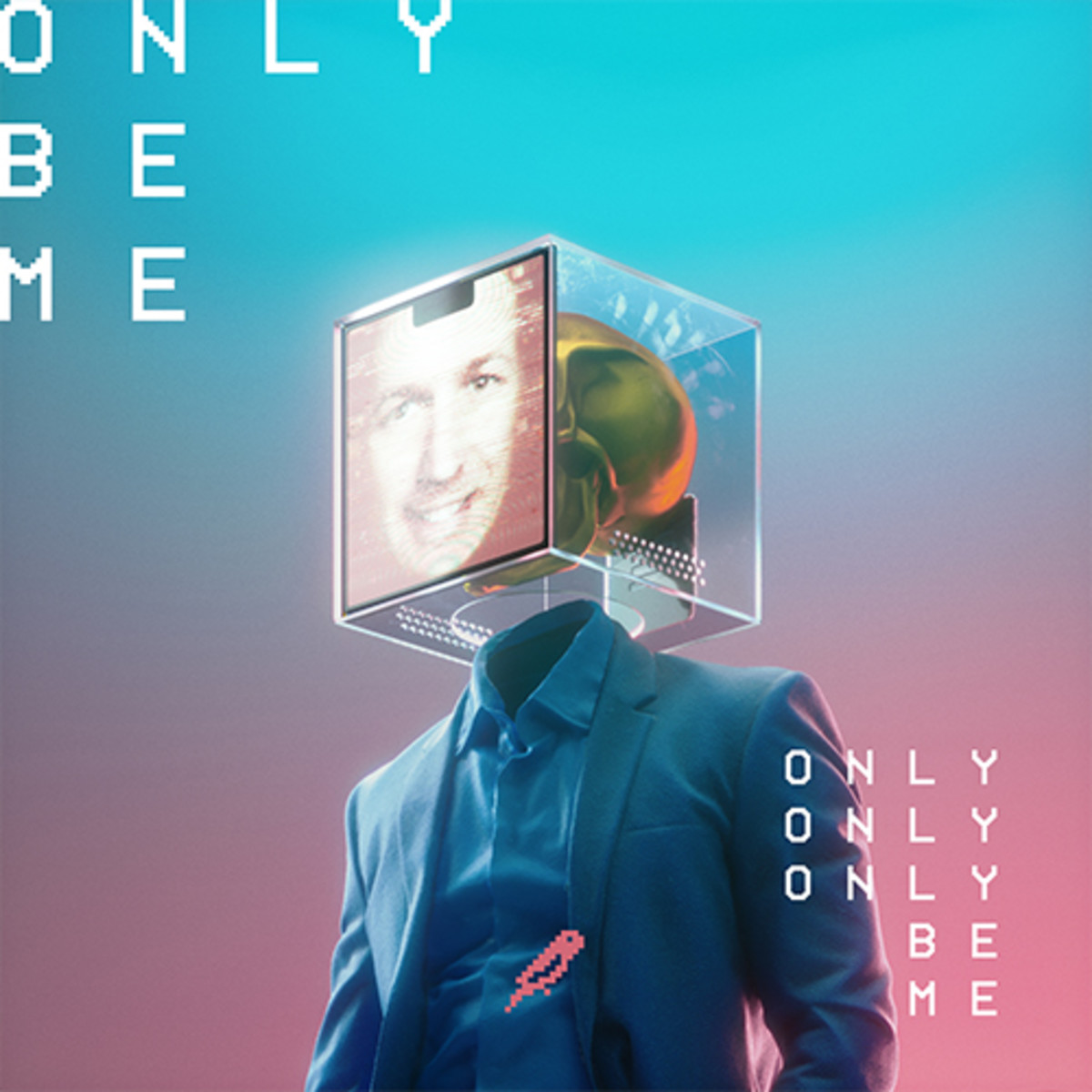 DROELOE Only Be Me Cover Art