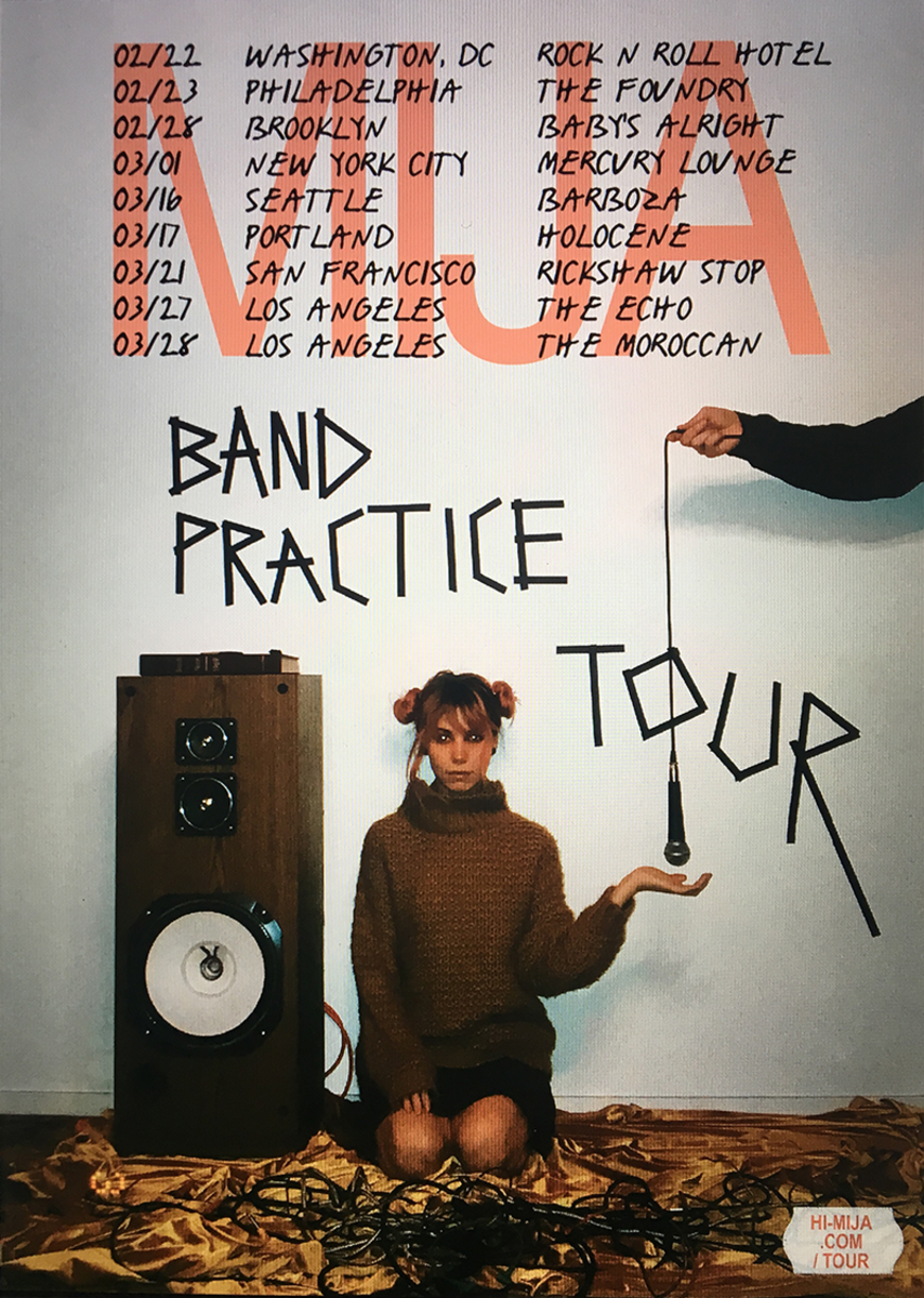 Band Practice Tour Dates