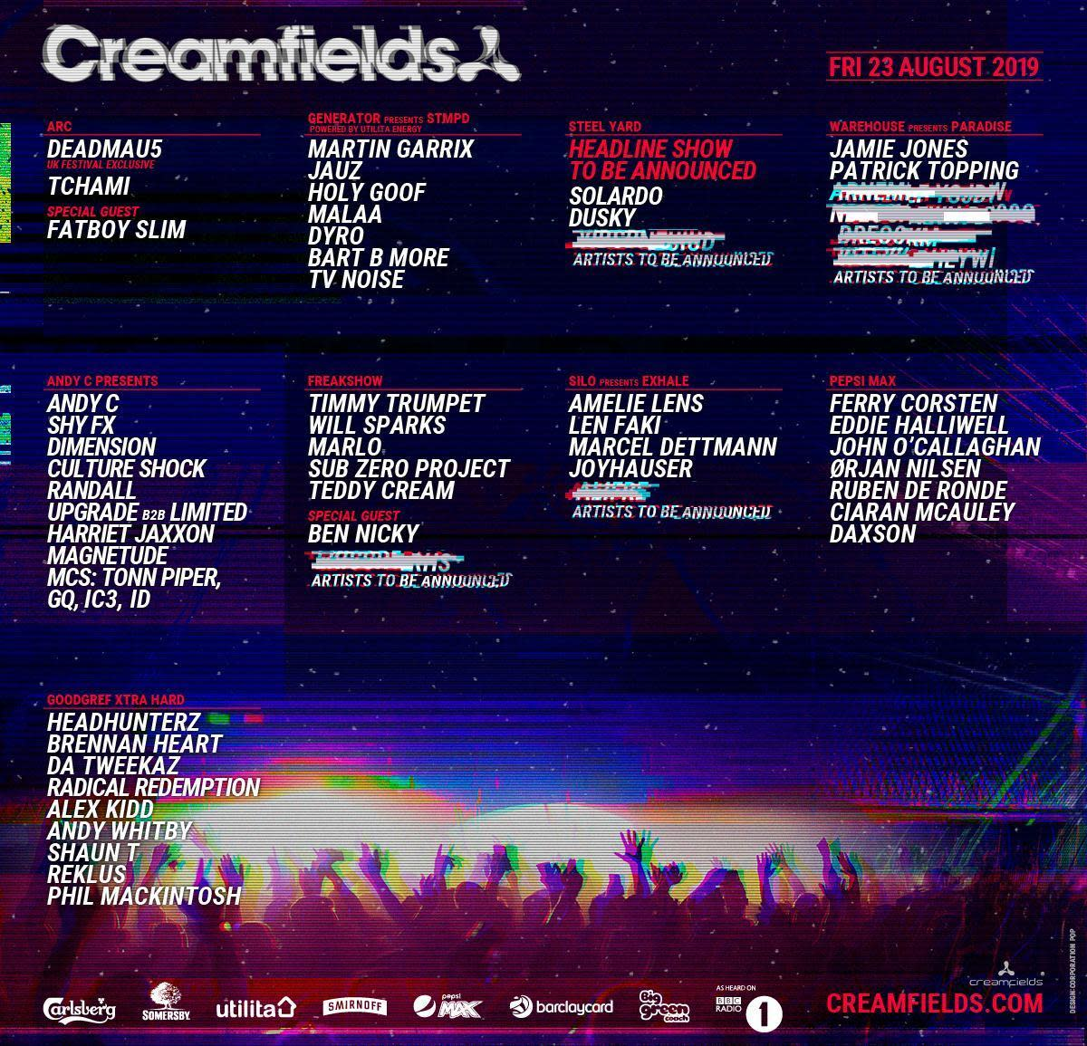 Creamfields-2019-Lineup-Friday