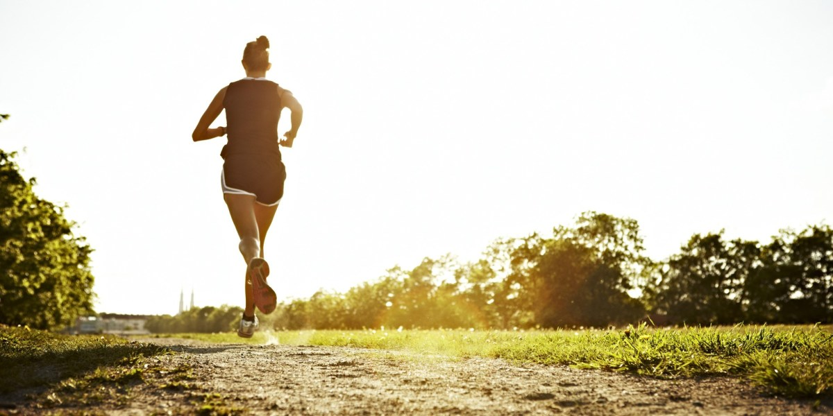 Running in the sunlight is a great way to get your daily Vitamin D, which helps produce serotonin.