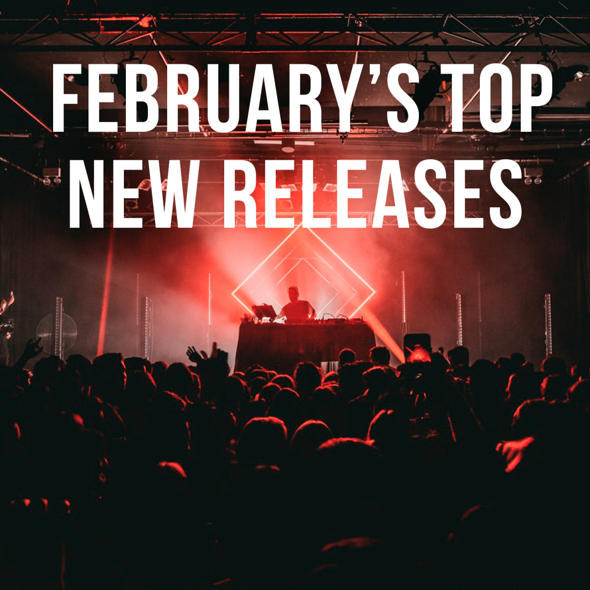 Catch up on February's Love-Filled Top New Releases [Playlist]
