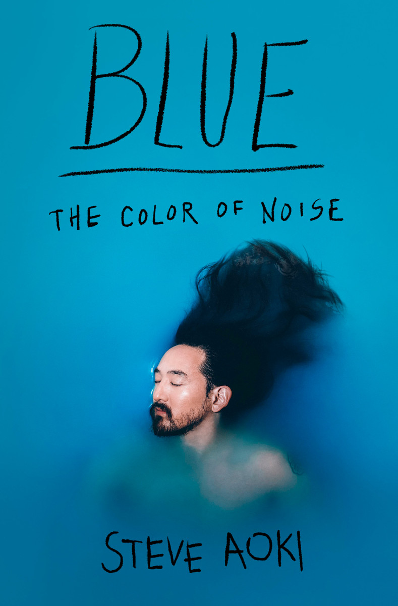 Steve Aoki - Blue: The Color of Noise (Memoirs) -- EDM.com Feature