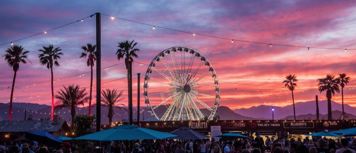 Calvin Harris, Flume and Disclosure on Coachella 2020 Lineup