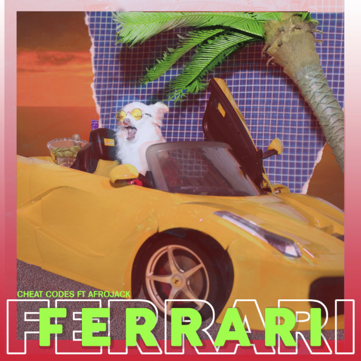 "Cheat Codes ""Ferrari"" Single"