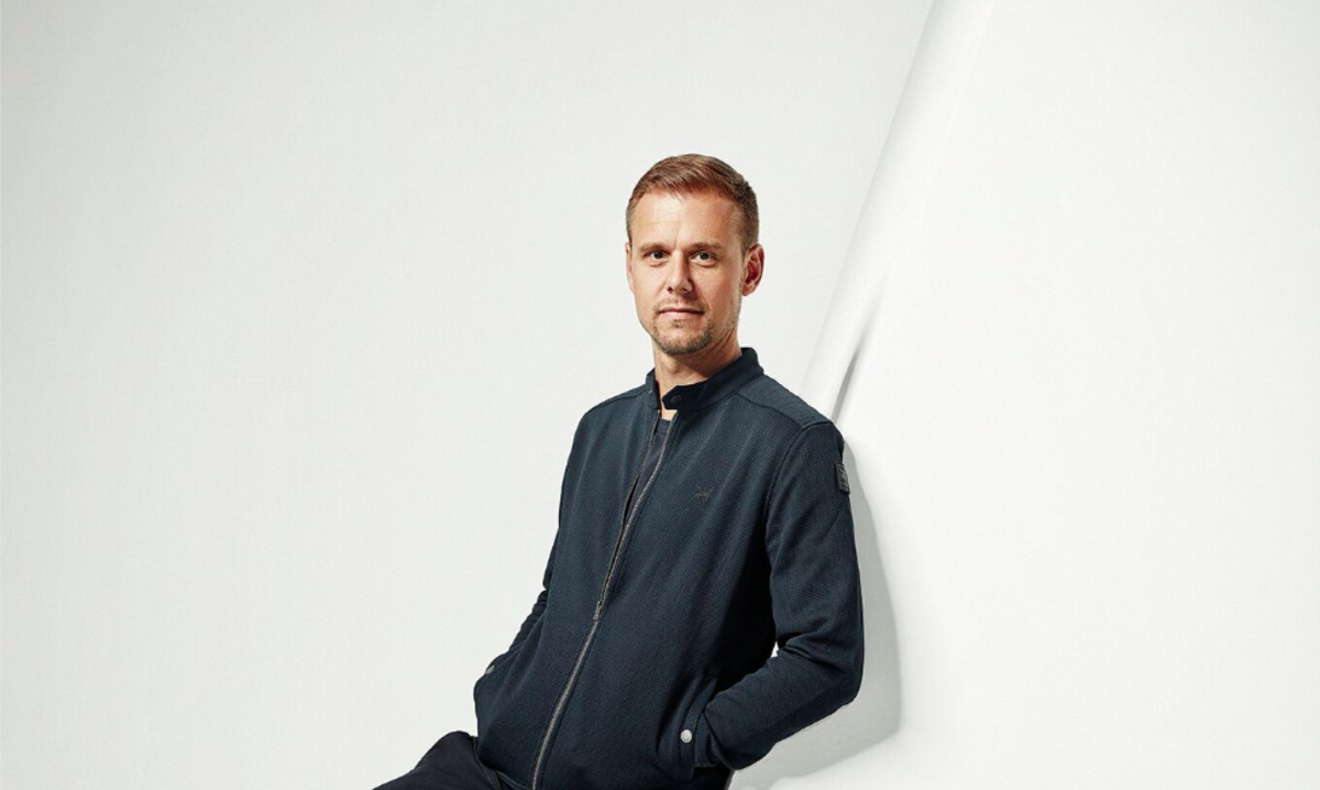 Armin van Buuren Releases New Compilation Album for A State Of Trance