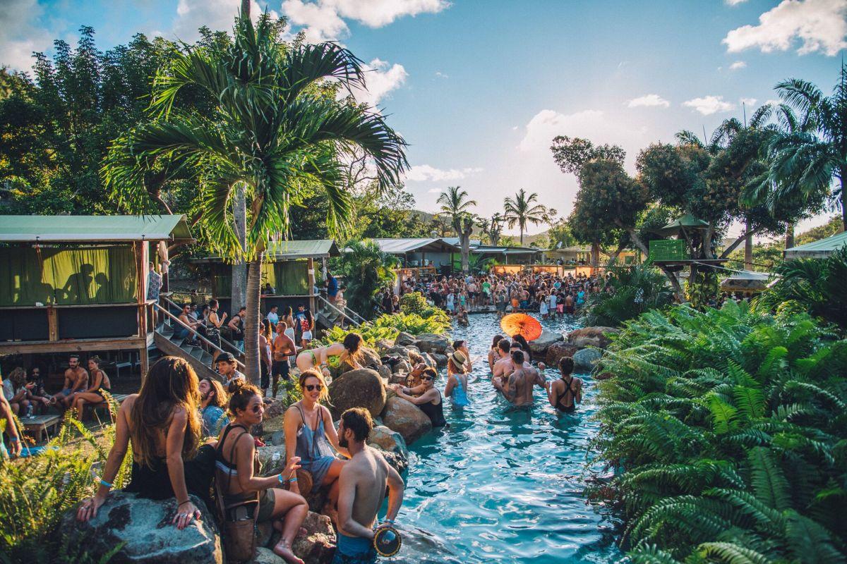 SXM FUSE Jungle Party