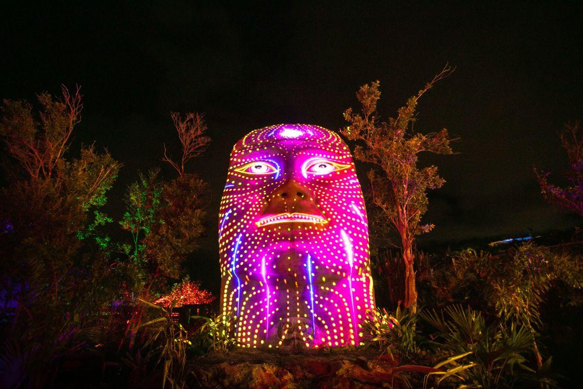 SXM Moai Art