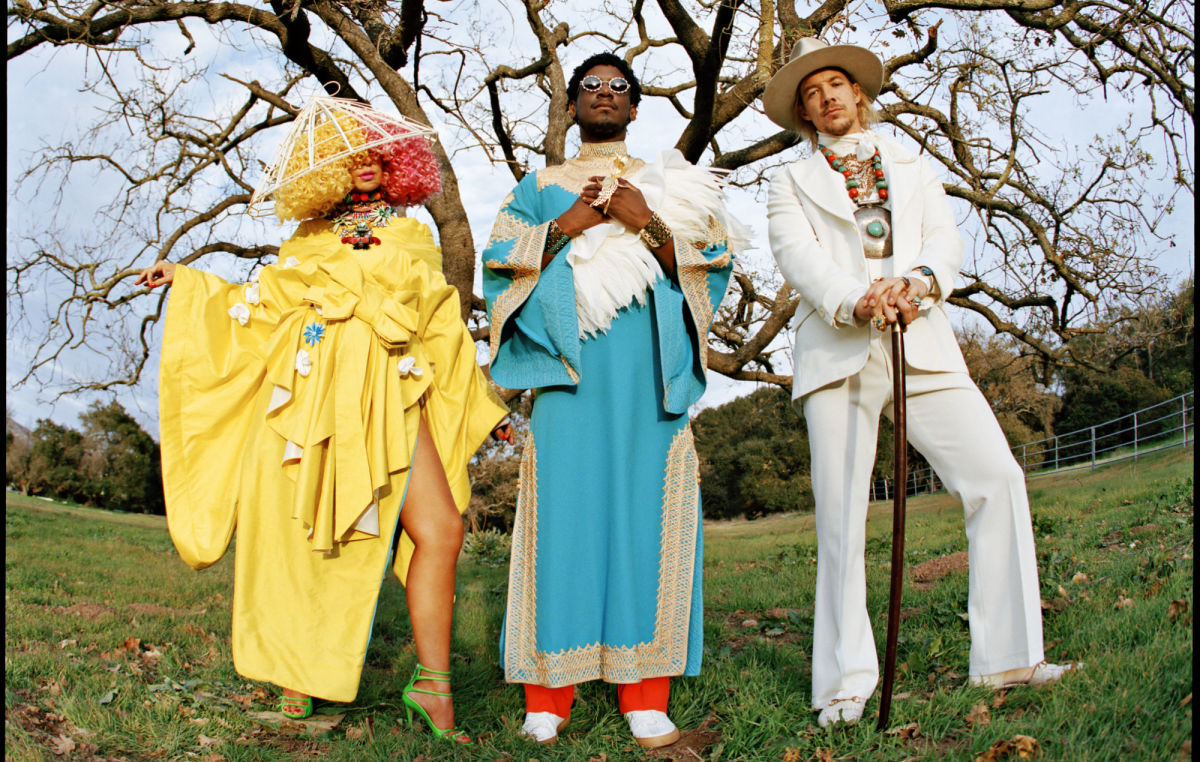 Labrinth, Sia and Diplo Share LSD's Debut Album