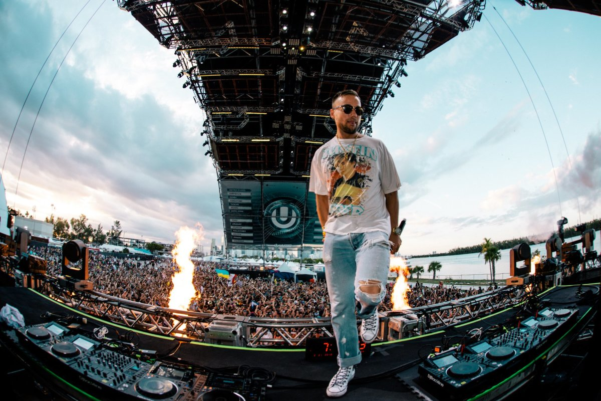 Party Favor @ Ultra Music Festival 2019 (EDM.com Feature)