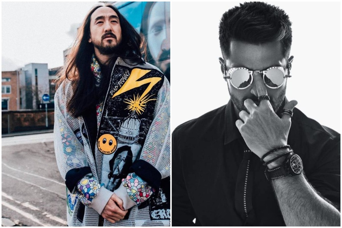 "Steve Aoki and Alok Release Trippy New Video for ""Do It Again"""