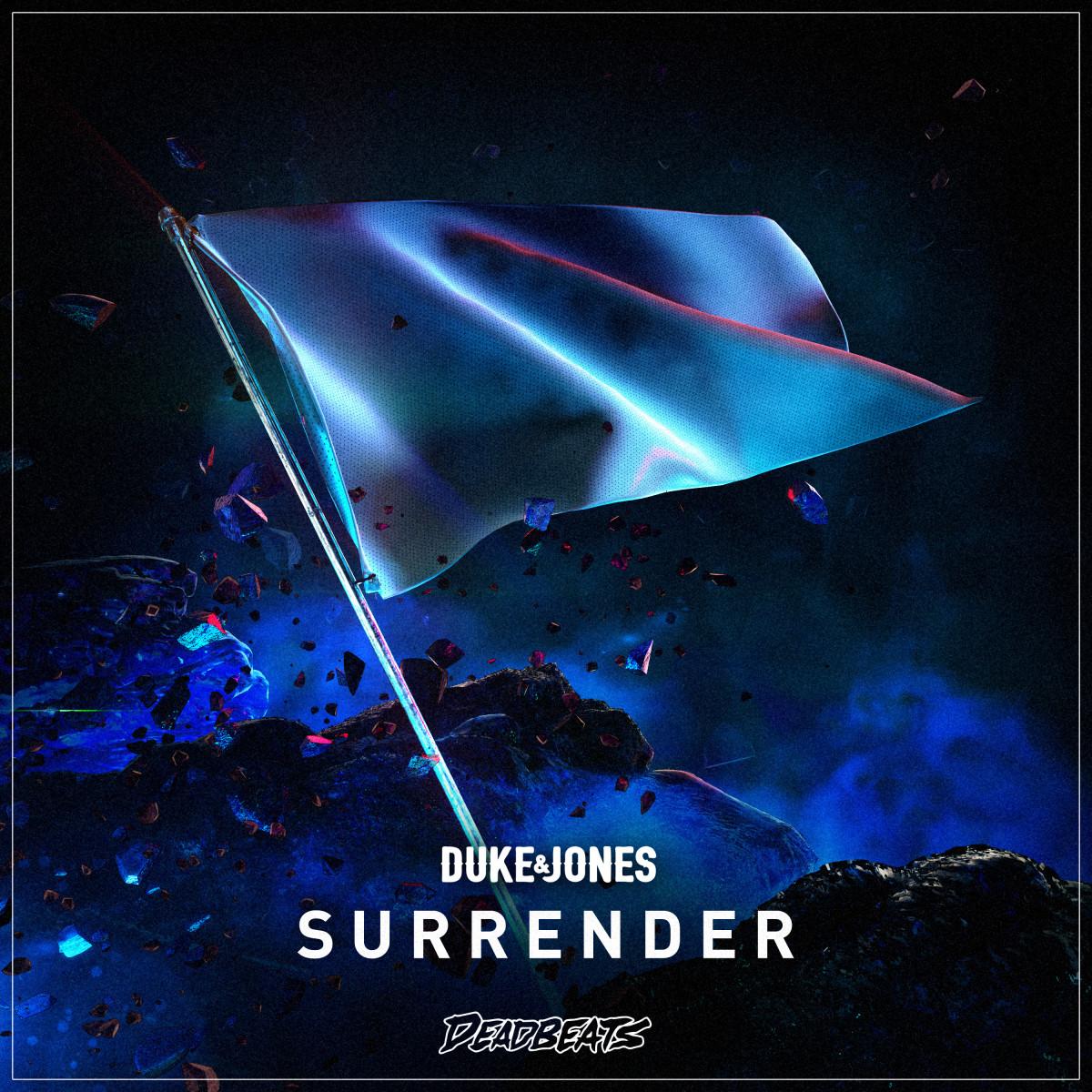 Duke & Jones - Surrender (Cover Art) -- Deadbeats Release