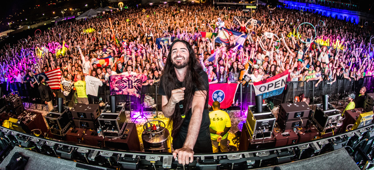 Bassnectar Reveals Dates and Location of Deja Voom 2020
