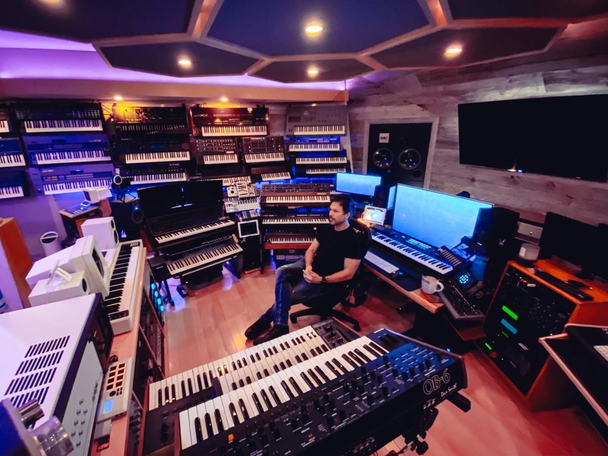 BT en Studio 2 - Image de Lacy Transeau