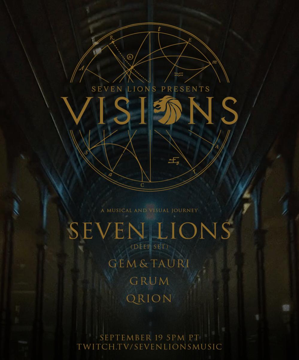 seven lions visions