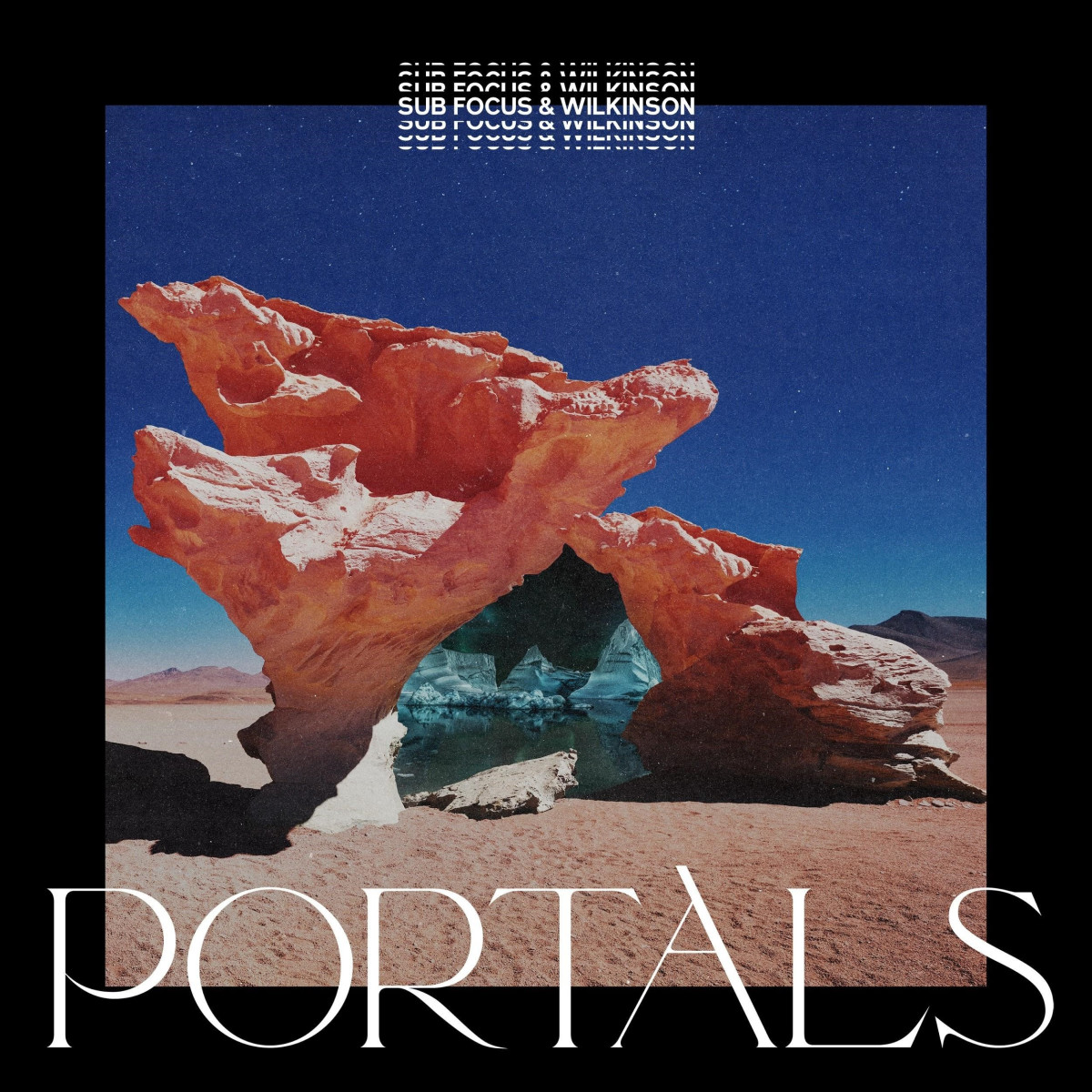 "Sub Focus and Wilkinson Reveal New Forthcoming Album, ""Portals"" - EDM.com -  The Latest Electronic Dance Music News, Reviews & Artists"