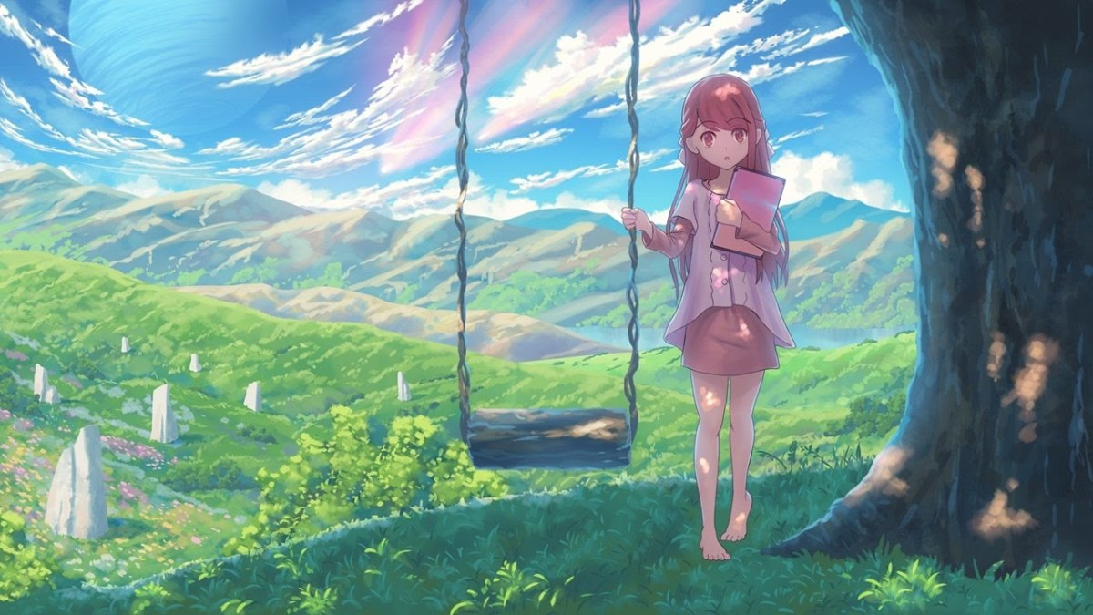 "Screenshot from Porter Robinson and Madeon's ""Shelter"" music video."