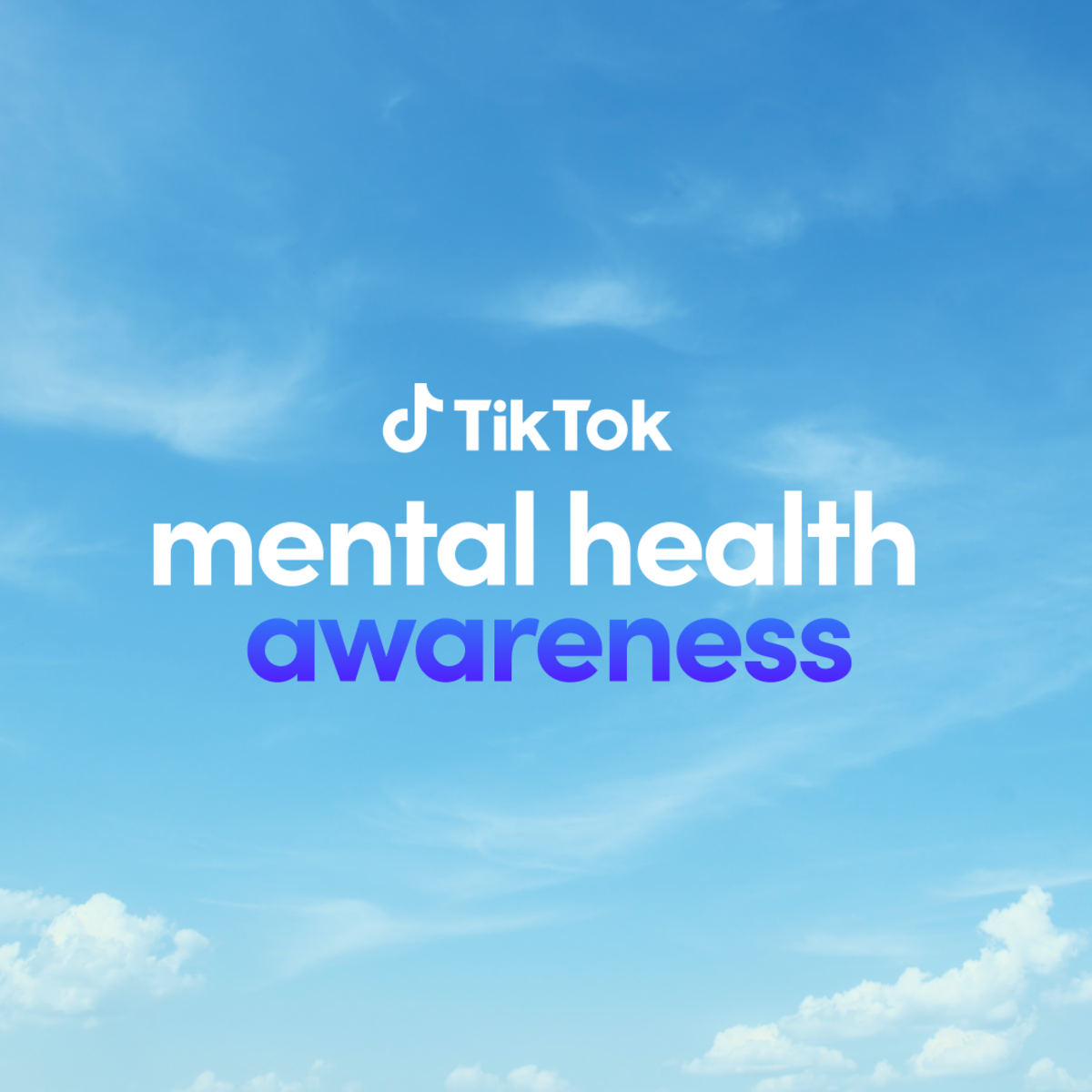 TikTok Mental Health Awareness